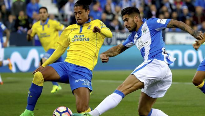 El Leganés golea y manda a Segunda a Osasuna
