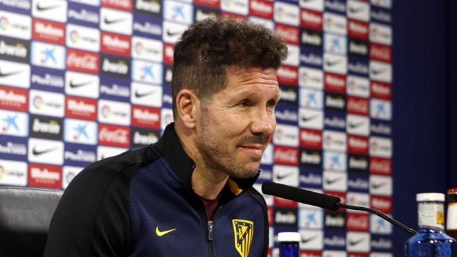 Simeone: «¿Un deseo de cumpleaños? Ganar a Las Palmas»