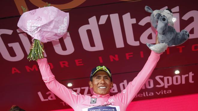 Nairo Quintana conquista el Blockhaus