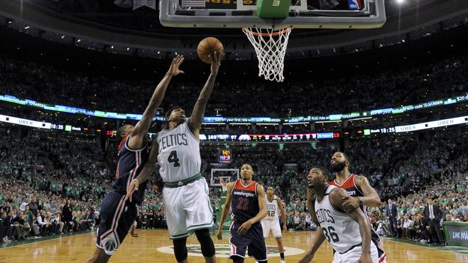 Los Celtics hacen valer su ventaja de campo y jugarán la final del Este ante los Cavaliers