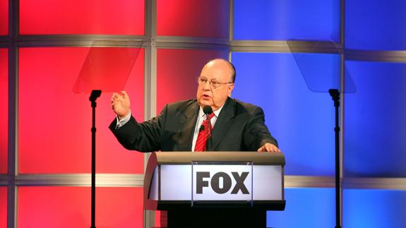 Roger Ailes./