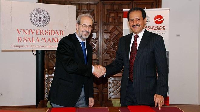Salamanca y Puebla sellan su cooperación en Ciencias Sociales