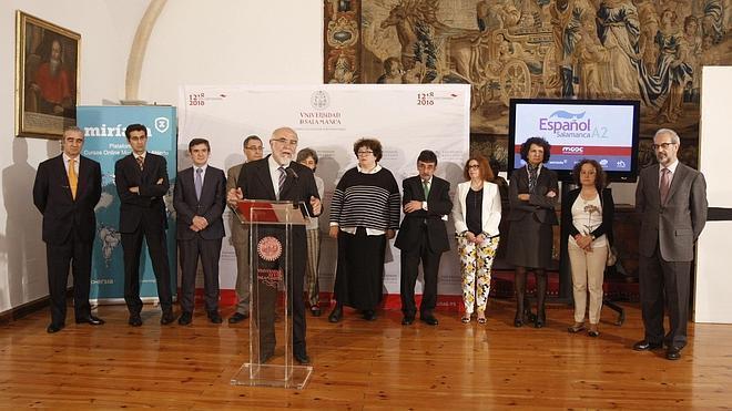 La Usal arrasa con 3.000 inscritos en su primer curso online gratuito de español