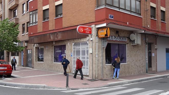 El inquilino de un bar de Delicias desvalija el local justo antes de su desahucio por impago