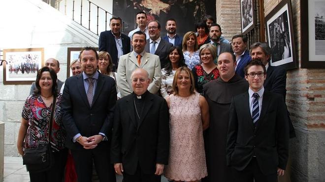 La ruta 'Huellas de Teresa' se promocionará en 14 países