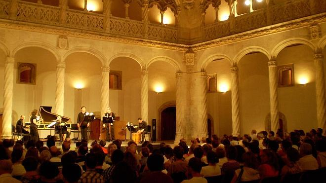 Tres conciertos ponen banda sonora al Greco en el Museo de Escultura