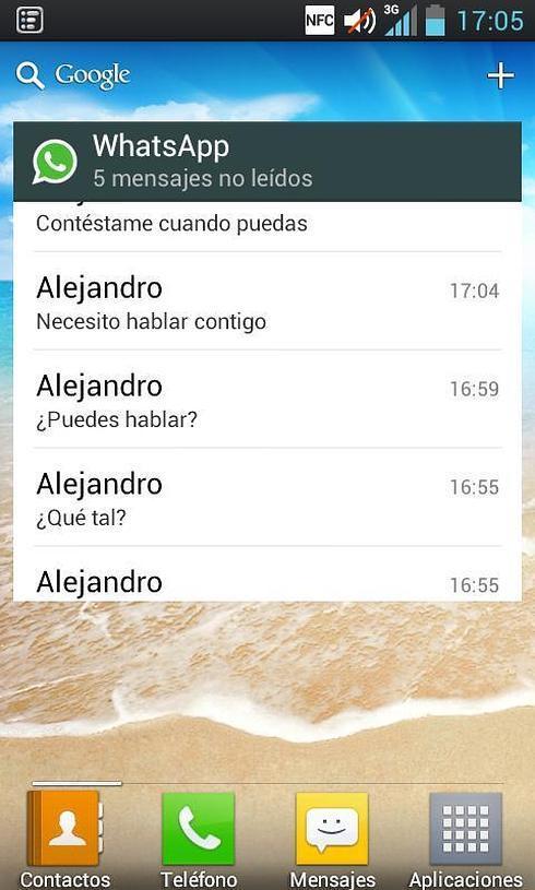 como ver los mensajes de whatsapp por internet