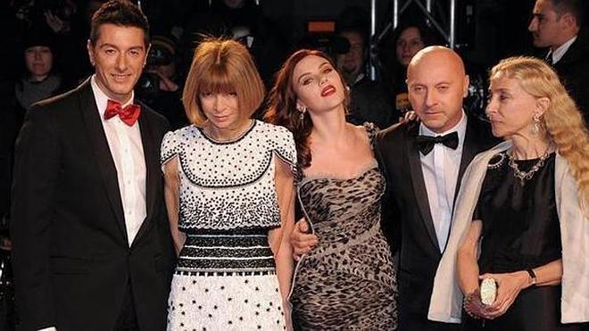 Anna Wintour amenazada por Dolce & Gabbanna para que no publique un artículo
