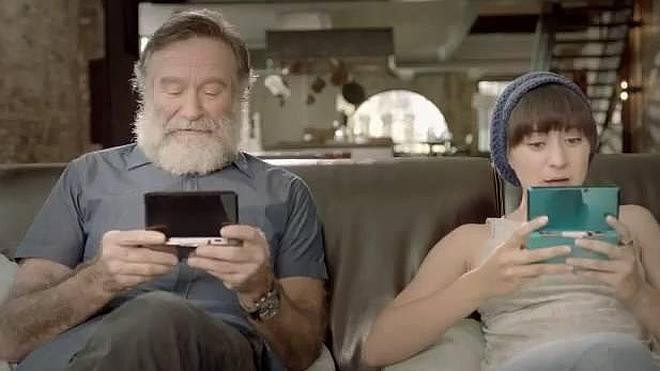 Recogen firmas para incluir a Robin Williams como un personaje de Zelda