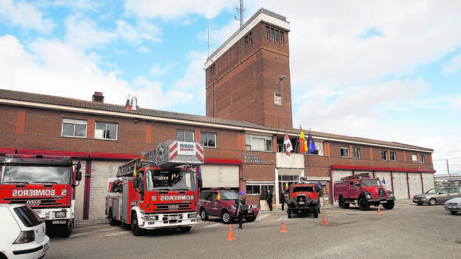 El Ayuntamiento ingresa 19.292 euros por 43 servicios de los bomberos en tres años