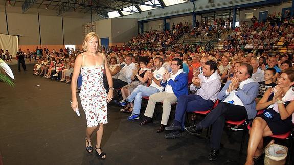 Marta Dominguez Revive Su Pasion Por Venta De Banos El Norte De