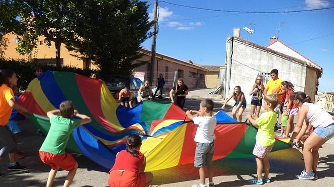 Catorce pueblos de menos de 600 vecinos participaron en el programa 'Verano Activo'