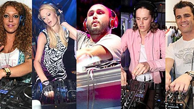 París Hilton cobra 260.000 euros a la hora en su trabajo como dj