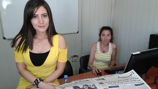 Veinte traductores acercan los proyectos españoles a la población local en el Líbano