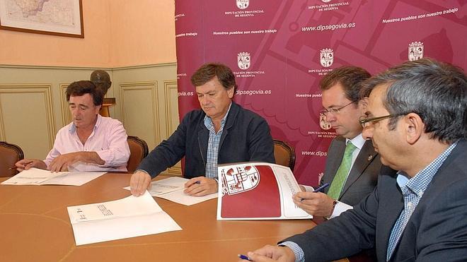 La Diputación ayuda con 153.000 euros a diferentes pueblos de la provincia