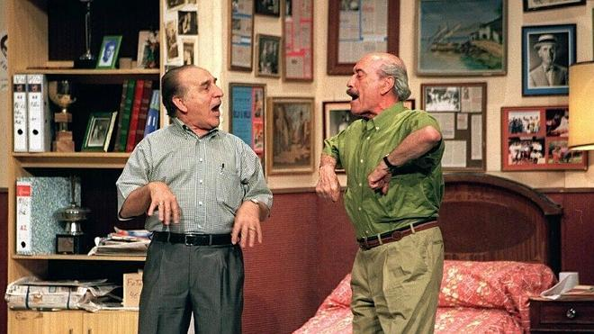 Adiós al abuelo Manolo