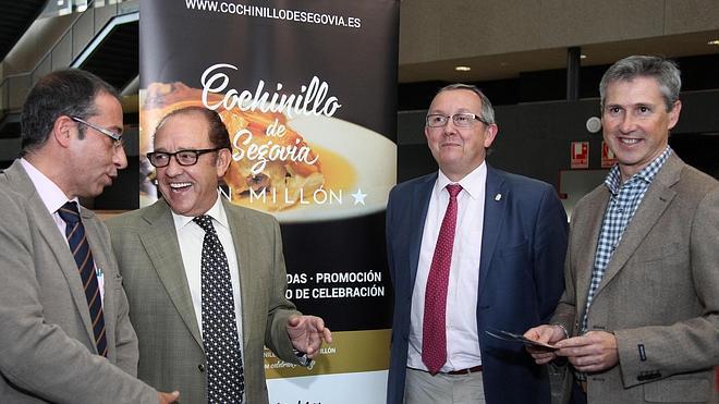 El Atlético de Madrid cortará el 'cochinillo un millón' de la marca de garantía