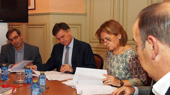 La Diputación destina 330.000 euros a pequeñas intervenciones en 52 municipios segovianos