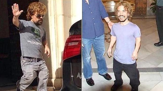 El doble sevillano de Tyrion Lannister