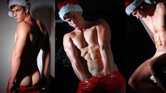 Fotos De Hombres Felicitando La Navidad.Dylan Alonso De Mujeres Hombres Y Viceversa Felicita La
