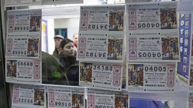Loterías espera que los vallisoletanos gasten un 5% más en el sorteo de El Niño