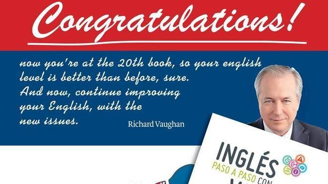 Sigue aprendiendo inglés con Vaughan