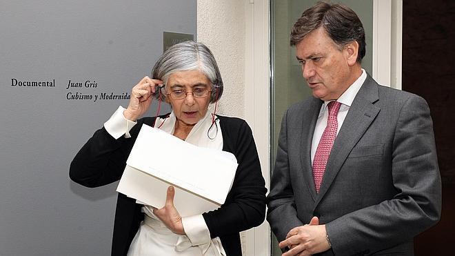 Las exigencias de la fundación americana ponen en vilo al Museo Esteban Vicente