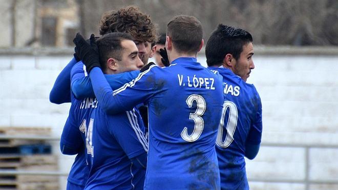 El Cuéllar Eufón roza la primera victoria de la temporada