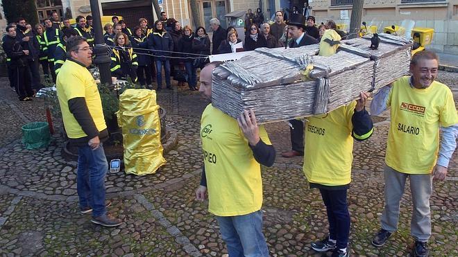 Correos suprime en Segovia 37 puestos de trabajo en cinco años