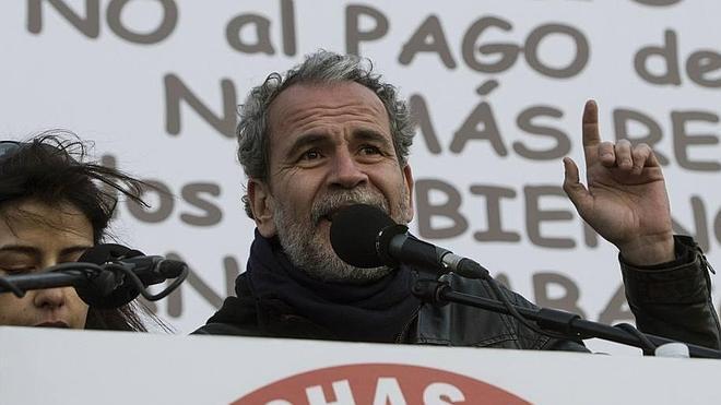 Willy Toledo: «Si me saliera un hijo de Podemos, le doy dos bofetones que le arranco la oreja»