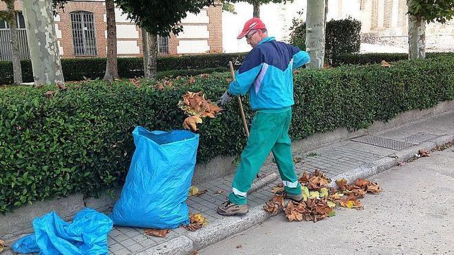 114 municipios de Segovia recibirán 4.780 euros cada uno para contratar desempleados
