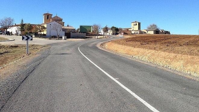 El arreglo de la carretera de Lastras del Pozo estará acabado en verano