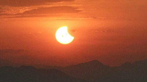 Castilla y León, uno de los mejores lugares para ver el eclipse