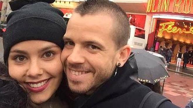 Cristina Pedroche y David Muñoz, de vacaciones por París