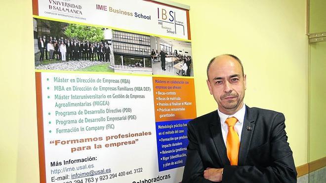 IME Business School: Nace la Escuela de Negocios de la Usal