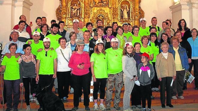 La ruta 'De Santiago a San Juan' completará su camino el día 30