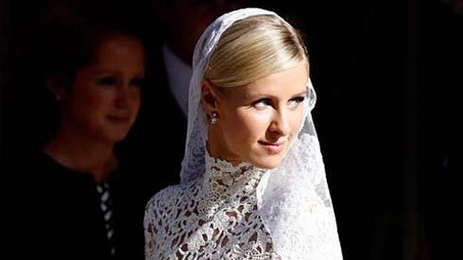 Nicky Hilton, hermana menor de Paris, se casa en una ceremonia de ensueño