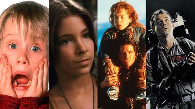 Películas que te encantaron en los 80 y que ahora puedes disfrutar con tus hijos
