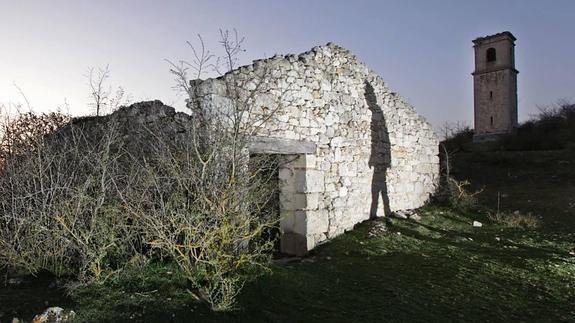 La leyenda del pueblo maldito de Ochate es falsa»   El Norte de Castilla