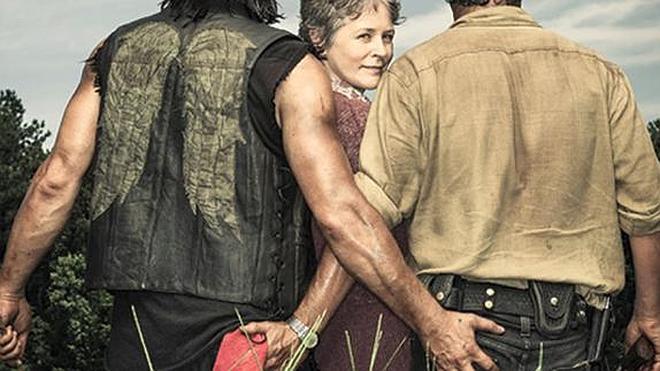 Daryl y Rick podrían protagonizar un nuevo romance gay en 'The Walking Dead'