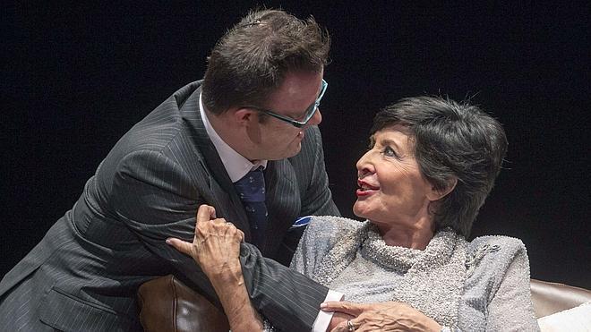 La Fura dels Baus, Concha Velasco, Velma Powell y el rapero Magno, en la oferta del Juan Bravo