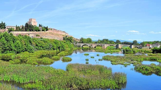 El Ayuntamiento solicitará la declaración como BIC del Puente Mayor de Miróbriga