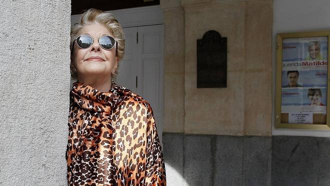 Lola Herrera se incorpora a 'Amar es para siempre' como Emilia Ferrer