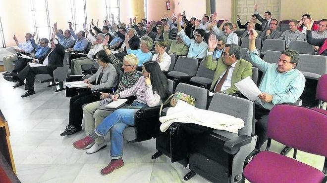 Hasta 48 miembros integran la nueva asamblea del Consorcio Provincial de Medio Ambiente