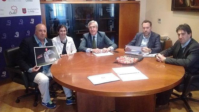La empresa 'Santa Teresa' invertirá 4 millones de euros en su nueva fábrica en Ávila