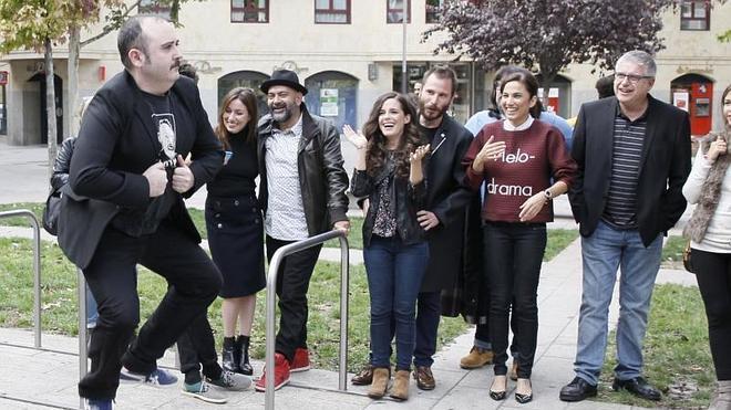 Cruz y Corbacho apuestan por la comedia en 'Incidencias'