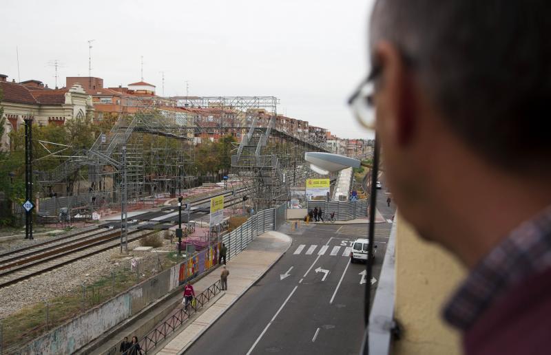 Fomento ningunea a Valladolid y no muestra el expediente de Pilarica a Saravia