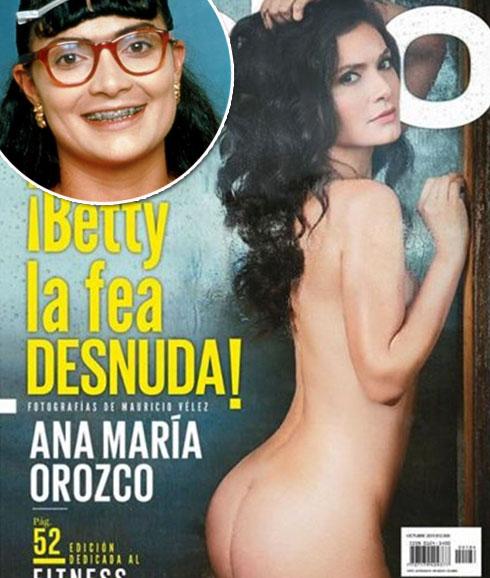 Betty La Fea Se Desnuda Para La Portada De La Revista Soho El