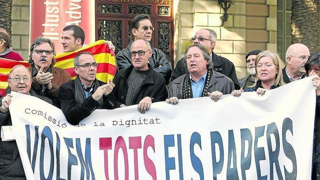 Piden a Rajoy medidas para garantizar que los papeles «sean de todos los españoles»