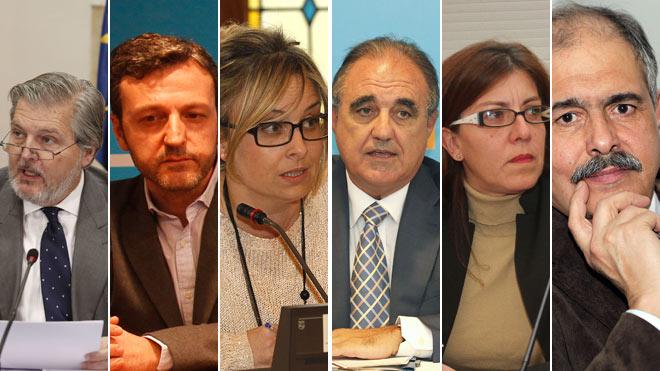 Miguel Ángel Paniagua y Ana Rosa García Benito completan la candidatura del PP al Congreso